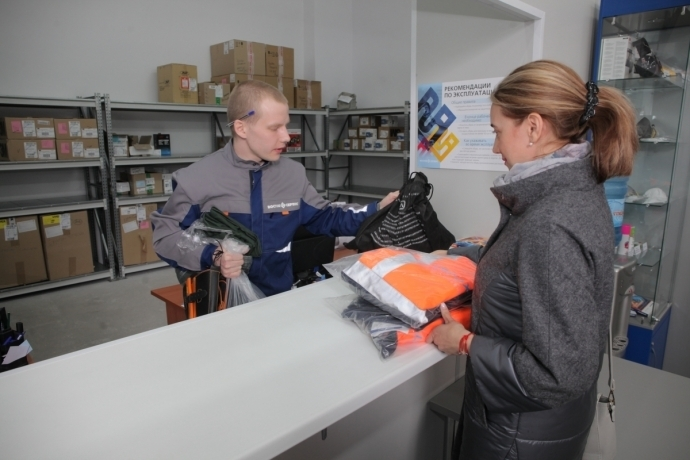 Vostok-Service Outsourcing: New Project at EuroChem - News