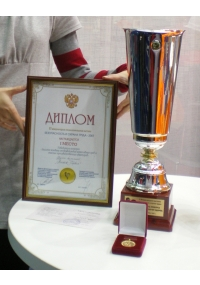 Diploma of the XI international specialized exhibition «SaLP-2007».